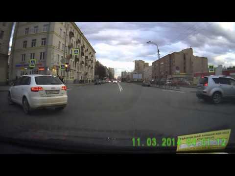 ДТП Санкт-Петербург Варшавская улица 09.04.2016