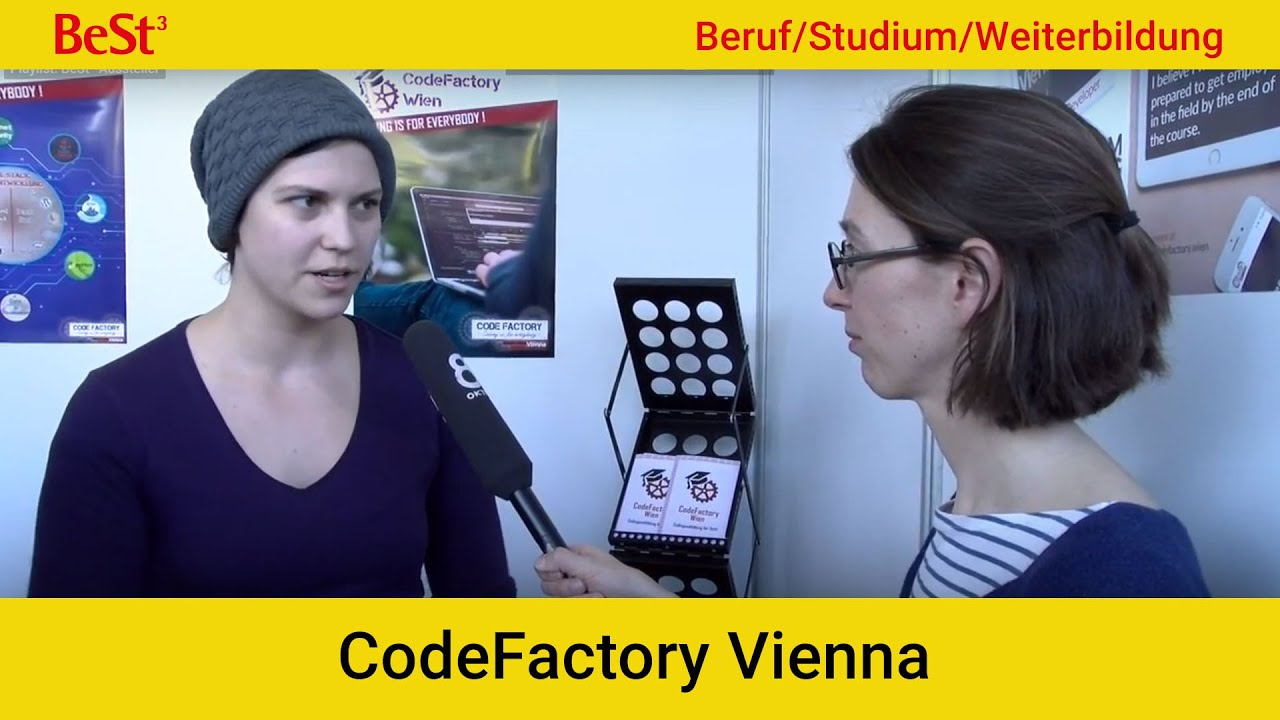 Codefactory Impressionen Der Best³ Messe Wien 2019 Youtube