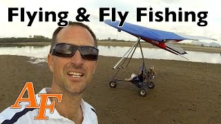 Breakfast Beach Fly Fishing n Flying Andy's Fish Video EP.285(A cool flying and flyfishing adventure video. I fly my nano trike or ultralight to a place called breakfast beach and meet up with a number of other pilots in light ..., 2015-12-13T14:00:00.000Z)