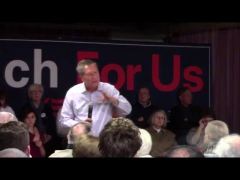 John Kasich Town Hall in Salem, NH - Part 2
