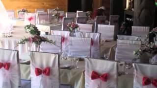 Чехлы на стулья и оформление свадеб тканью.(, 2012-11-27T16:08:05.000Z)