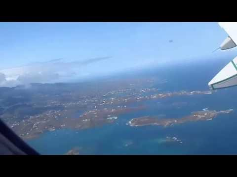 Take Off from Maurice Bishop Air Port Grenada GND