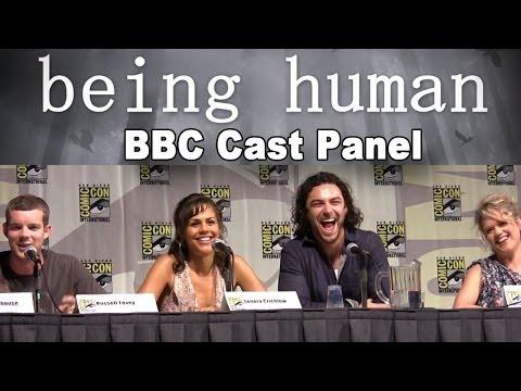 Being Human BBC Cast 2010 ComicCon Panel