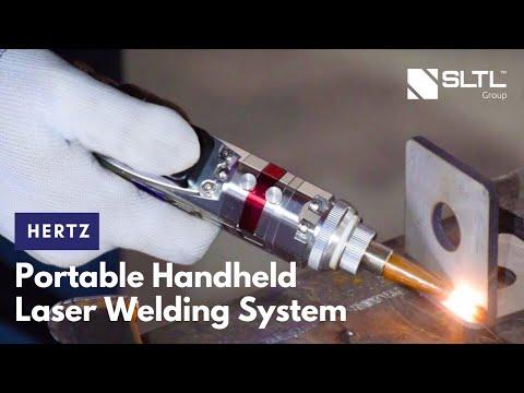 Hertz - Portable Handheld Laser Welding System By SLTL Group