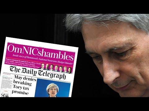 Philip Hammond's 'omNICshambles' of a week
