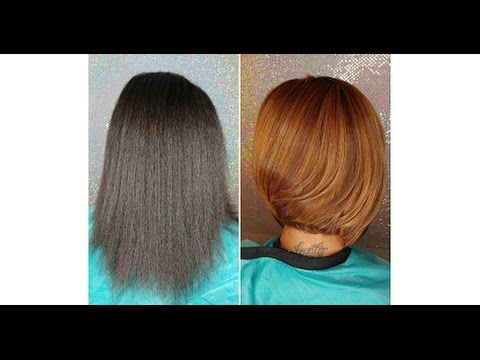 Does Box Color Really Work Permanent Color Using Dark And Lovely