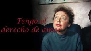 Édith Piaf - Le Droit d
