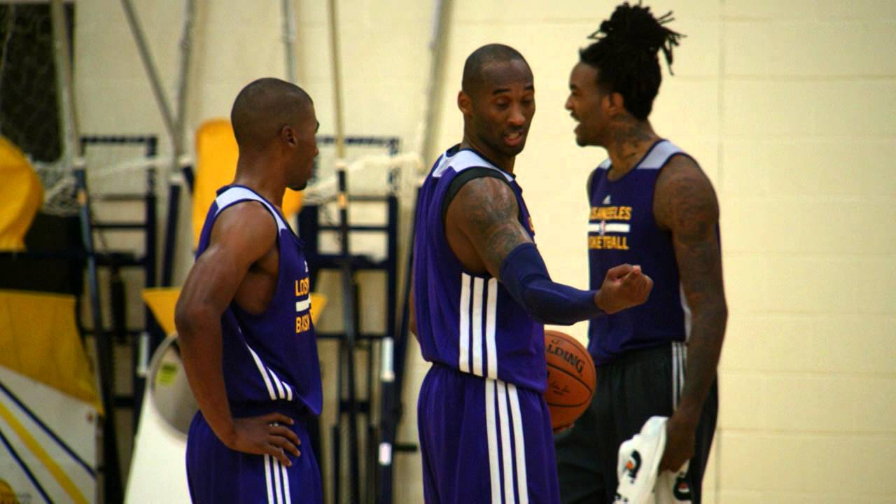 official photos 5a4b8 e8a22 Best of Phantom: Los Angeles Lakers Practice