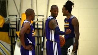 Best of Phantom: Los Angeles Lakers Practice