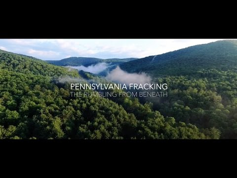 Pennsylvania Fracking Documentary | The Rumbling from Beneath | Patrick Cines