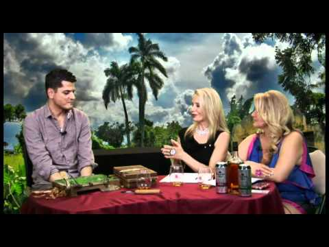 Cuban Cigars and Scotch Whisky, the perfect pair. The Wine Ladies TV