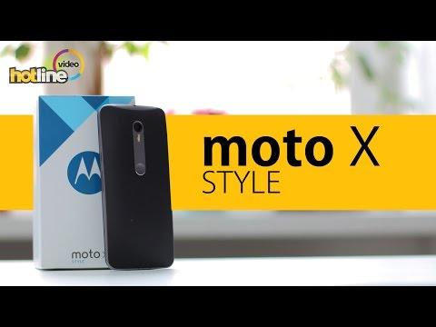 Обзор Moto X Style (Pure Edition)