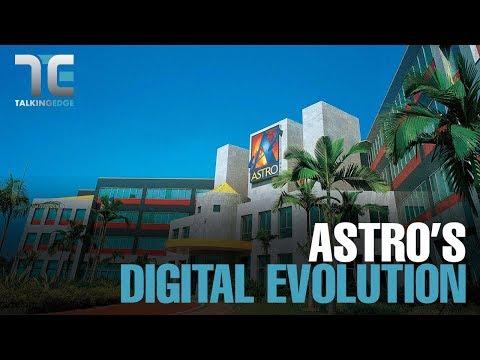 TALKING EDGE: Astro's digital evolution