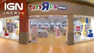 """Toys """"R"""" Us Comes Back from the Dead - IGN News"""