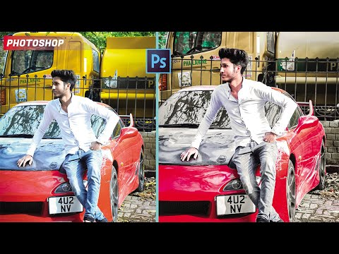 Photoshop Effect Photo Editing Tutorial | PhotoShop Filter | Official Pic