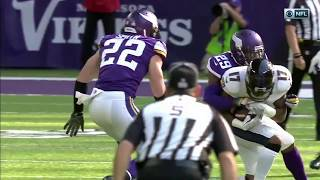 Sendejo Gives Wallace A Concussion, Gets 1 Game Suspension