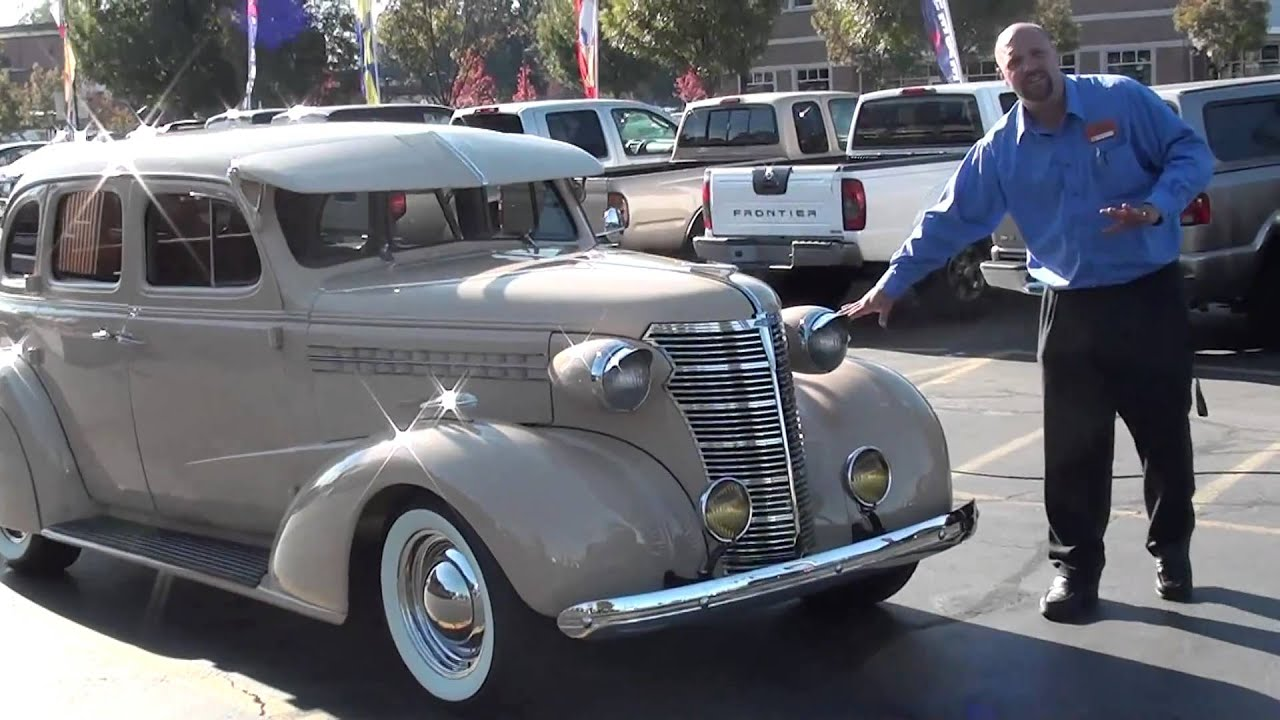 1938 chevrolet master deluxe youtube for 1938 chevy 4 door sedan for sale