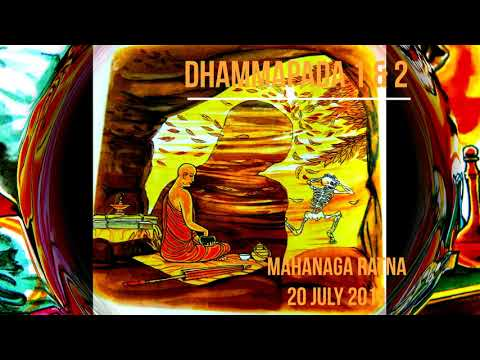 Dhammapada 01 Mahanaga Ratna in marathi