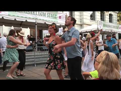French Quarter Fest 2017 Tom Saunders and the Tom Cats