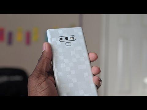 Galaxy Note 9 | Mosaic Series Skin slickwraps