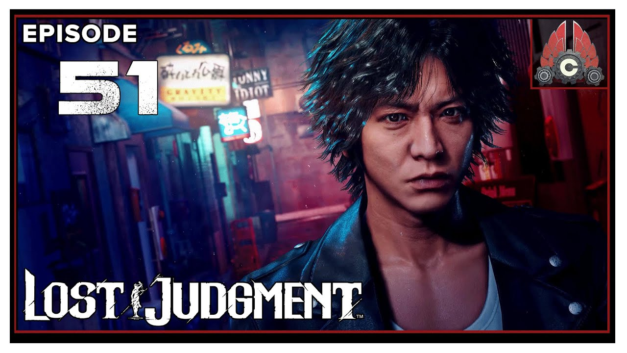 CohhCarnage Plays Lost Judgment (Thanks Ryu Ga Gotoku For The Key) - Episode 51