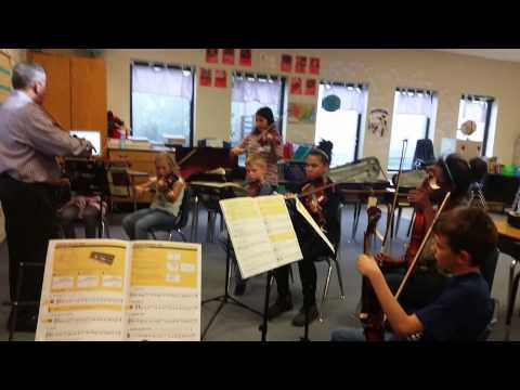 Musical Minds practice