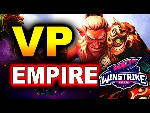 VP vs EMPIRE + WinStrike – CIS QUALS – EPICENTER MAJOR DOTA 2