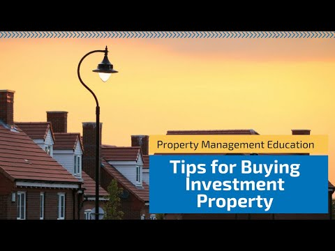 Tips for Buying Investment Property in Fort Myers, FL – Property Management Education