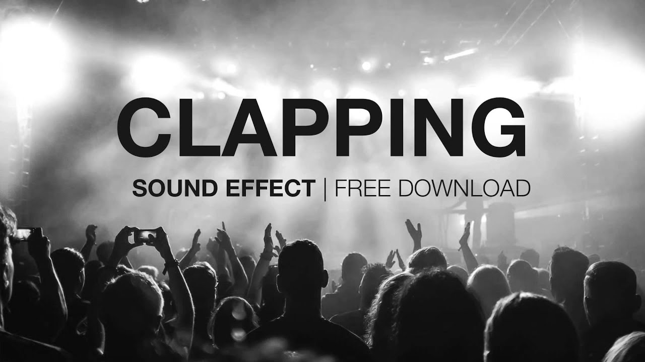 Screams and Claps - Sound Effects (Free Download)