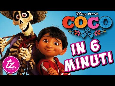 COCO | Raccontato in 6 Minuti - Film Disney Pixar