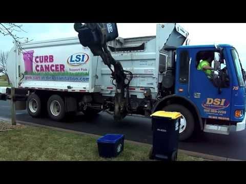Garbage Trucks of Minnesota