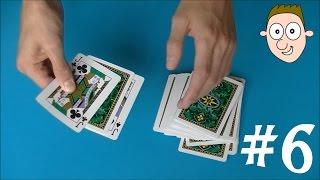 Card Trick 6: Jack Sandwich