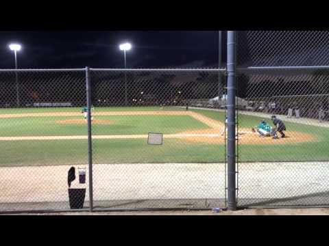 Jake Sadowitz Pitching PG Jupiter vs Cardinal Scout FTB Chandler Oct 2014