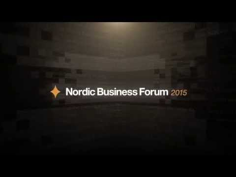 Nordic Business Forum 2015