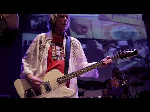 Martin Turner ex Wishbone Ash - Spring Tour 2018: featuring There's the Rub...and beyond
