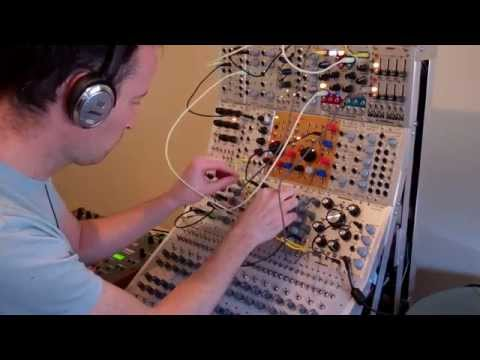 GOLT! Basic Acid Patch, Modular Synthesizer