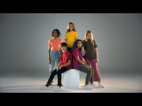 Kids United Nouvelle Génération - L'hymne De La Vie (Clip Officiel)