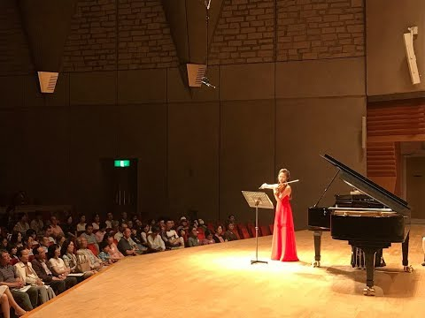 Mendelssohn Violin Sonata in F major
