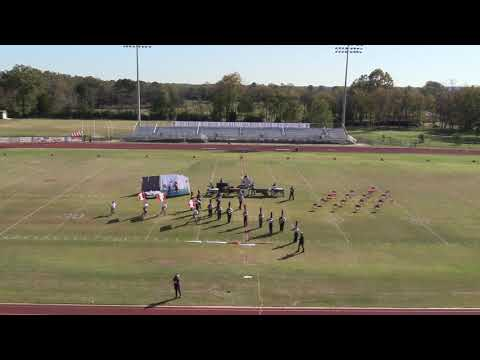 Cheatham County Central High School Marching Cubs Tennessee Div II State Band Championship 2019