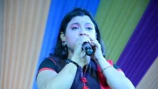 TOLO CHINNA BEENA....A Live Stage Cover By PIYALI CHAKRABORTY...