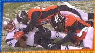 Broncos vs Patriots - Week 12 Drinking Game