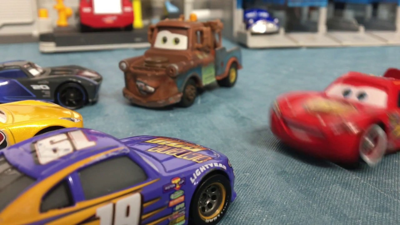 cars 3 rust eze adventures season 2 episode 12 detective mcqueen youtube