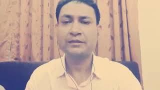 """Jeeta tha jiske liye"" Sanu da style by Prashant Bhatt"