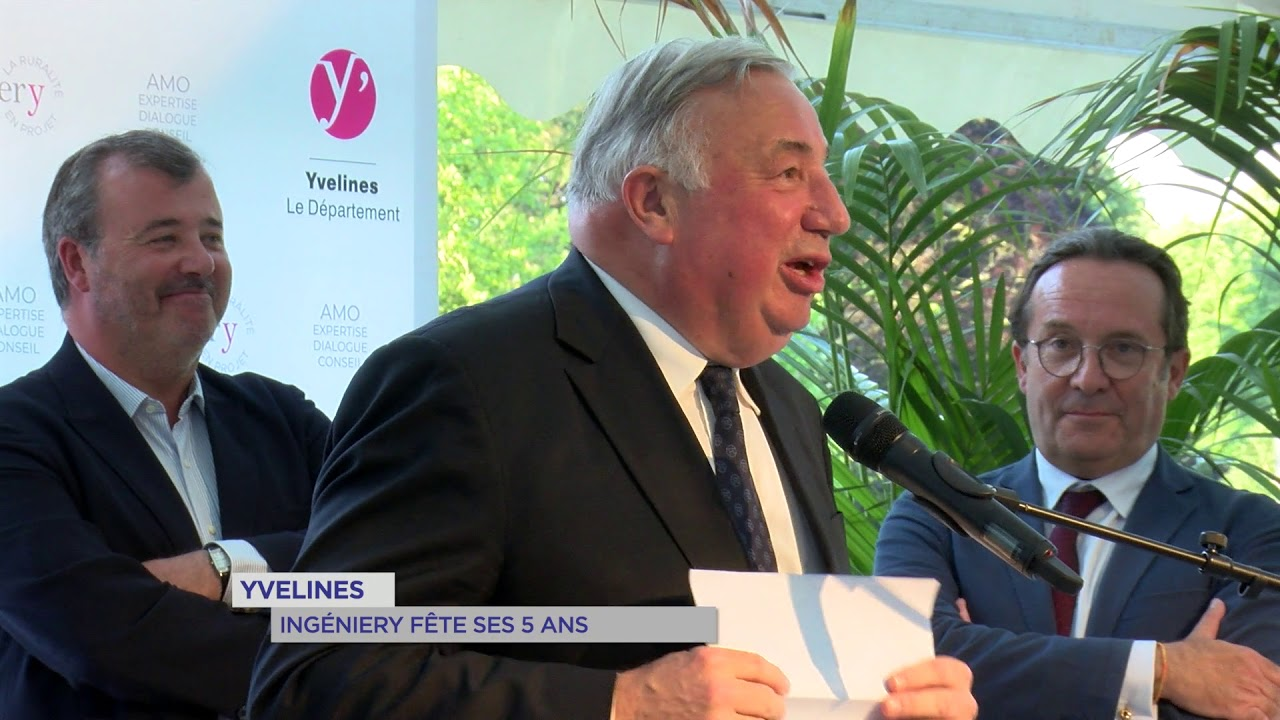 Yvelines | L'agence départementale Ingéniery a 5 ans