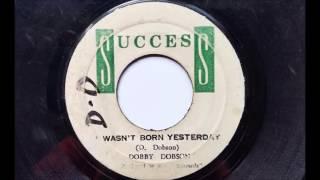 Dobby Dobson I Wasn