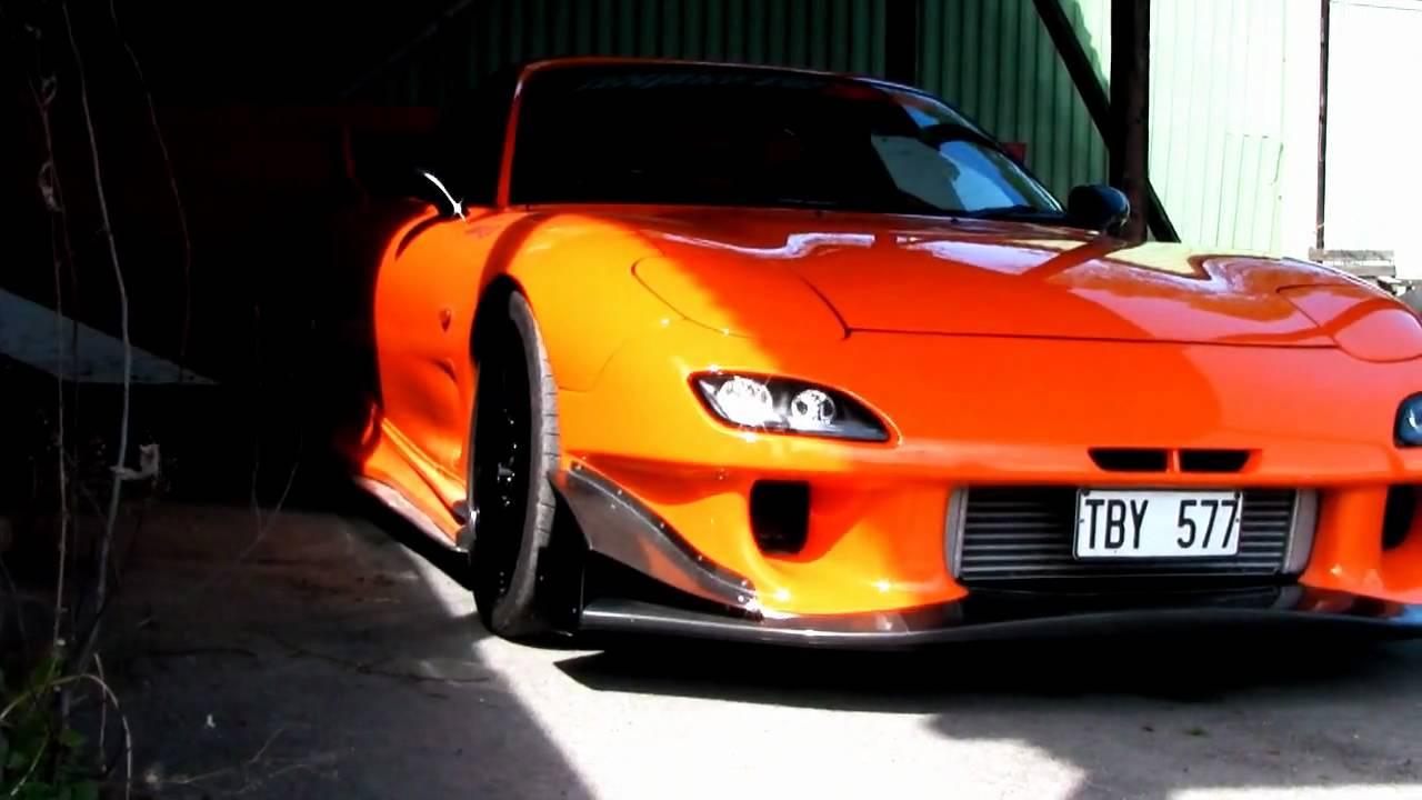 Superior Imports - Mazda Rx7 -99 - YouTube
