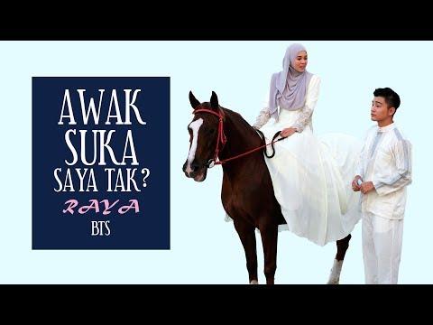 Alvin Chong | BTS for AWAK SUKA SAYA TAK raya part 1