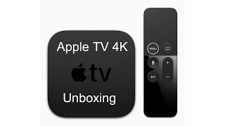 Apple TV 4K 64GB ULTIMATE Unboxing