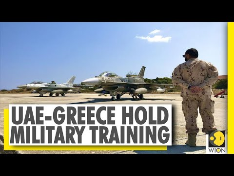 Greece & UAE hold military exercises in East Mediterranean,