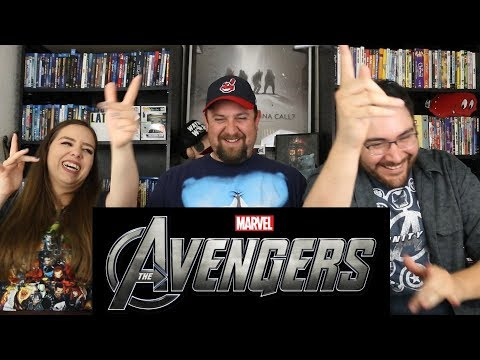 The Avengers (2012) Trailer Reaction / Review - Better Late Than Never Ep 85